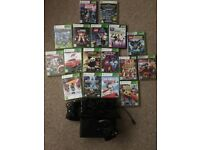 Xbox 360 + game bundle