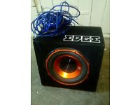 Edge 750 watt amp box like new