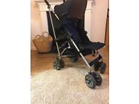 Mamas and papas tempo 2 stroller/pushchair