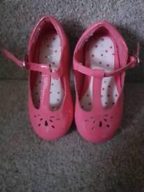 Next infant girls shoes size 4