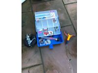 Complete Course Fishing Tackle Set Up