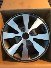 Kia Picanto 2011-2017 Alloy Wheel 52910-1Y390 GENUINE