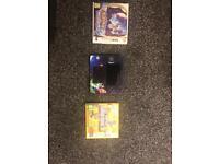 Nintendo Ds,mario kart, supermario 2 & Pokemon blue moon