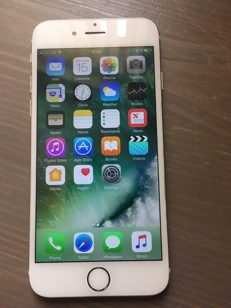 Cheap IPhone 6 on EEin Leicester, LeicestershireGumtree - IPhone 6, 16gb on EE network. Has marks around edges and back. Fully working. Phone only. £190 no offers! Collection from Leicester or can deliver for fuel