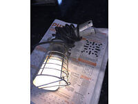 EXTENTION LEAD LAMPS 240 Volt ( BARGAIN ) USEFUL for CAR or LOFT
