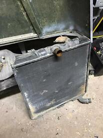 Land Rover Lightweight Series 2 3 Radiator