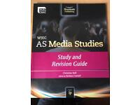 AS level Media Studies Study and Revision Guide