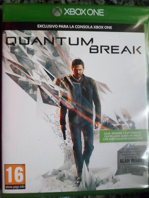 Quantum Break Xbox One Nuevo  acción en castellano Voices in english Alan Wake: comprar usado  Enviando para Brazil