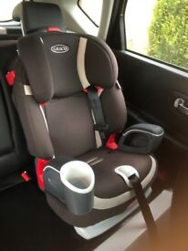 Graco high back car booster seat 4+