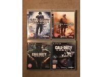Call of Duty bundle - COD (PS3)
