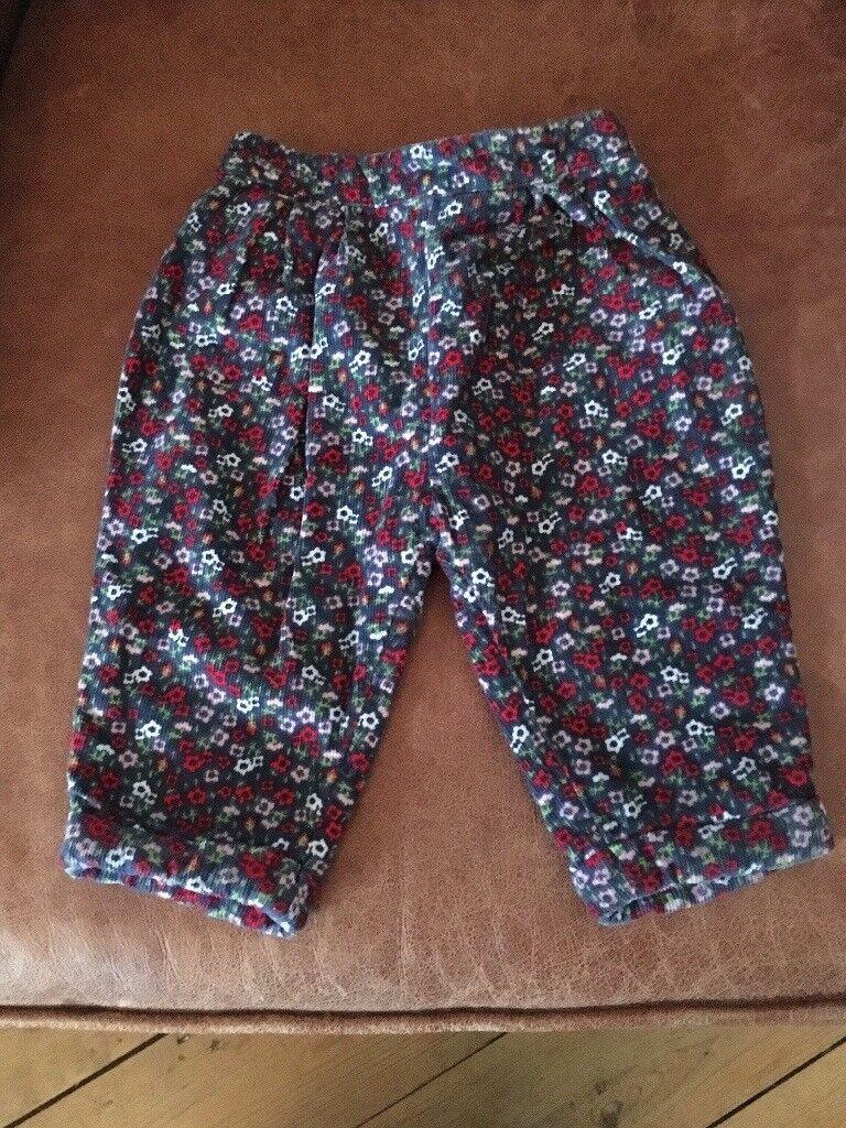 Tu Clothing corduroy trousers