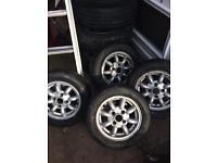 Classic mini 12inch wheels