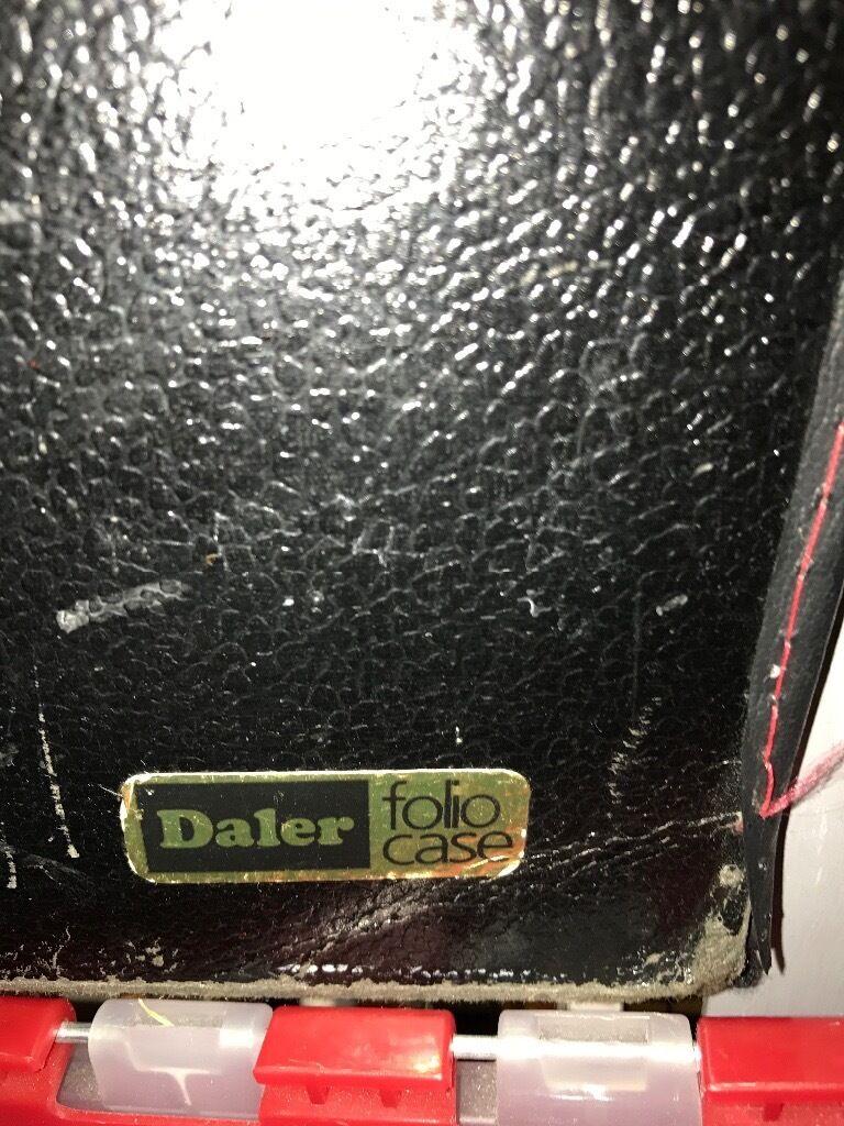 Daker folio case