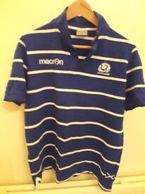 Macron Scotland BT polo