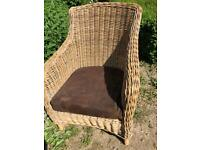 Rattan Chair for indoor use