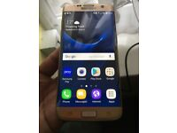 Samsung GALAXY S7 EDGE UNLOCKED BOXED WITH ACCESSORIES