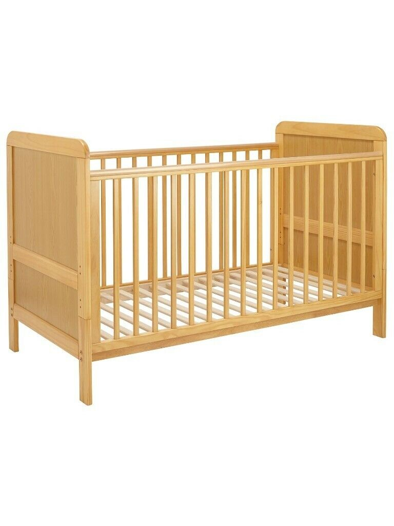 John Lewis 'Alex' CotBed / Toddler Bed | in Barton on Sea ...