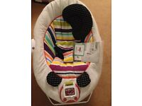 Baby Bouncer with Music Vibrator to relax Baby