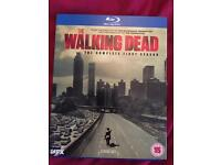 Walking Dead series 1 Blu Ray