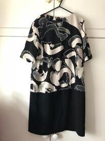 Black and White Dress sz16