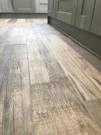 Floor tiles - Dolphin Aged Oak