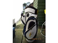 Power Kaddy golf bag