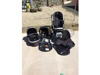 I Candy Jogger Full Travel System