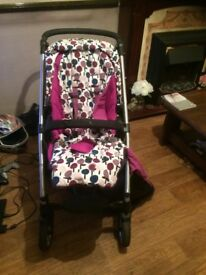 mamas & papas pushchair very good condition location CRAIGAVON