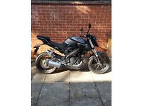 YAMAHA MT125 NAKED MOTORCYCLE