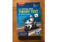 Official DVSA theory test for motorcyclists 2017 version