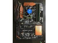 ASRock h170 Pro4 with Extras