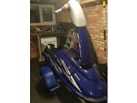 Yamaha superjet Jet ski