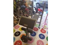 Weights bench / gym equipment