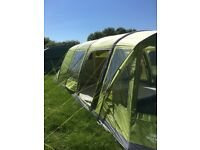 Tiaga 500XL 5 man Airbeam Tent