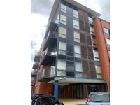 TWO BEDROOM FULLY FURNISHED APARTMENT: LOCATED IN THE CITY CENTRE JUST OFF BROAD ST B16-£950.00PCM