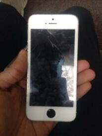 iPhone 5S spares or repairs