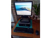 Dell Optiplex 745 Slim Desktop w/ 8GB RAM, 256MB Graphics, 1TB Hard Drive, On-Board WiFi, Windows 10