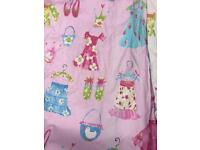 Children's Curtains with blackout lining for large window!