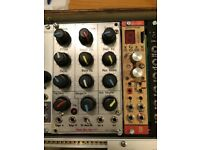 THOMAS HENRY BASS +++ Eurorack Kick Drum Module WITH EXTENDED CONTROLS