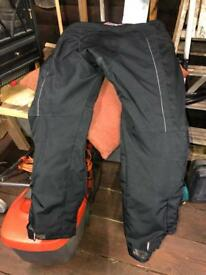 2xl RST motorcycle trousers