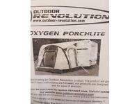 Oxygen Porchlite XL Inflatable Caravan Porch Awning For Sale
