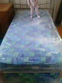 Single bed brand new sealed