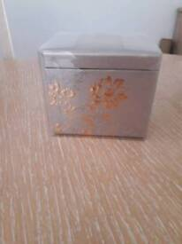 BRAND NEW M&S jotter box and pencil