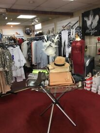 Business opportunity. Ladies fashion shop complete stock and fittings