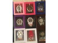 Unisex ice watches