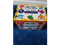 Mr Men And Little Miss New Story Collection