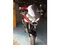 Motorcycle VFR800