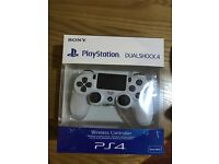 PS4 dualshock 4 controllers White Brand New ***SEALED****