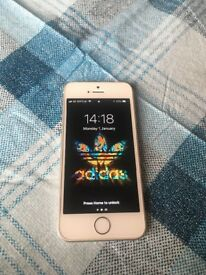 iPhone SE Silver 16g.