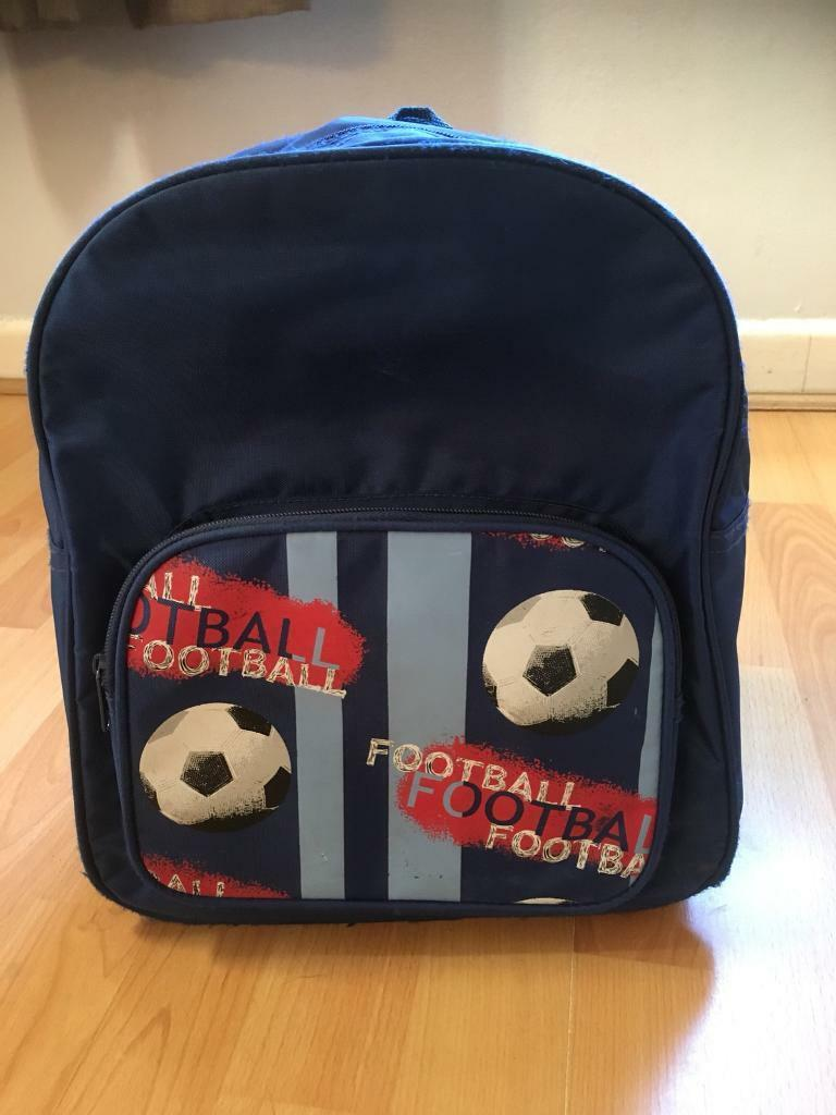 Boys Football Rucksack/Backpack